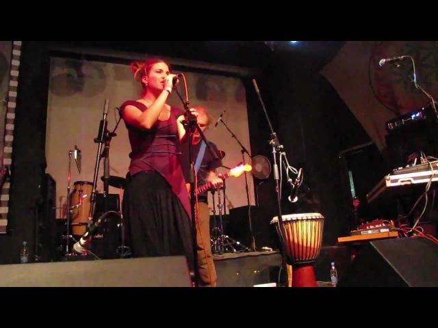 Atlantida Project Сигнальные огни Live @ Sticky Jam 22 10 11