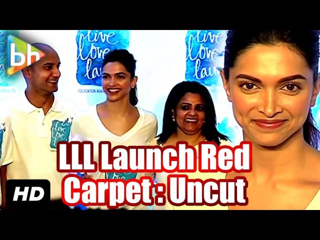Deepika Padukone   Neeta Ambani   Aaditya Thackeray at 'Live Laugh Love' Red Carpet   Event Uncut