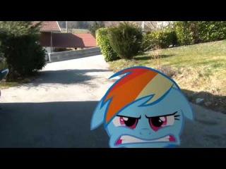 Смешной Мультик.Мой маленький пони  в реальной жизни !смотрите на нашем канале