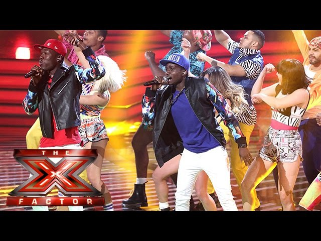 Shut Up and Dance with Reggie N Bollie | Live Week 4 | The X Factor 2015