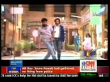 Hrithik Roshan shaking a leg with Prabhu Deva on Reliance Mobile.