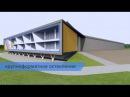 Сборка здания из сэндвич-панелей - SANDVICH PANEL Building Construction - Детали 2014