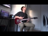 CALIBAN  Paralyzed  FULL GUITAR COVER (NEW SONG 2016) HD