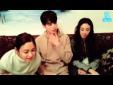 [English subs] Bubblegum 풍선껌 cast in live chat with fans