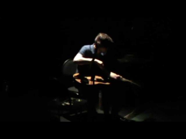 Alexander Markvart - live at theater Vstrecha 08-03-2015