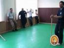 Михаил Рябко тренирует японца Мичи