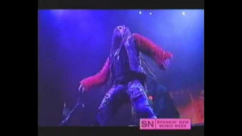 Rob Zombie - Demon Speeding - Live Merry Mayhem Tour