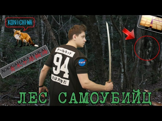 ТОП СИКРЕТ ЛЕС САМОУБИЙЦ