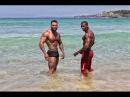 Marcus Bondi Beach Workout | Max The Body David Mcintosh