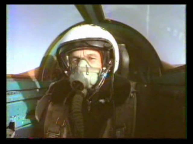 Nicolas Hulot - Vol en Mig-25 avec Jean-Loup Chrétien