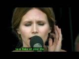 Nina Persson - Famous Blue Raincoat (Live