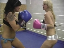 Shelly vs Sophie Boxing