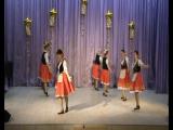 венгерский танец-чардаш ансамбль Эсмеральда31мая 2015