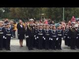 Присяга в Кронштадтский морской кадетский корпус
