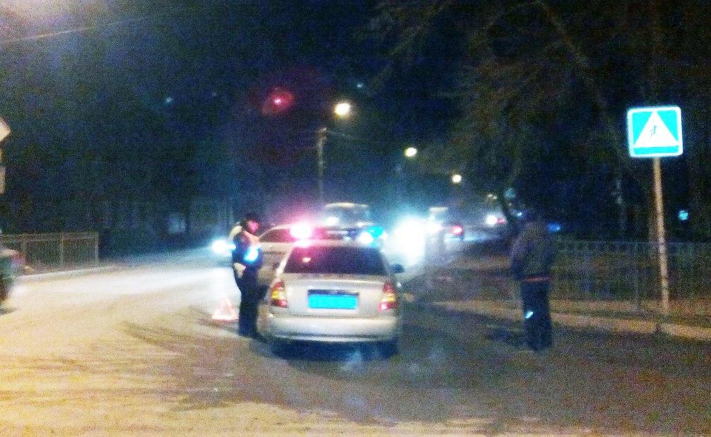 В Таганроге 65-летний пешеход попал под колеса Nissan Almera