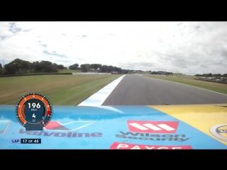 V8 Supercars 2015. Этап 13 - Филлип Айленд. Третья гонка