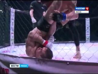 Михаил Лебедев vs Идрис Амижаев