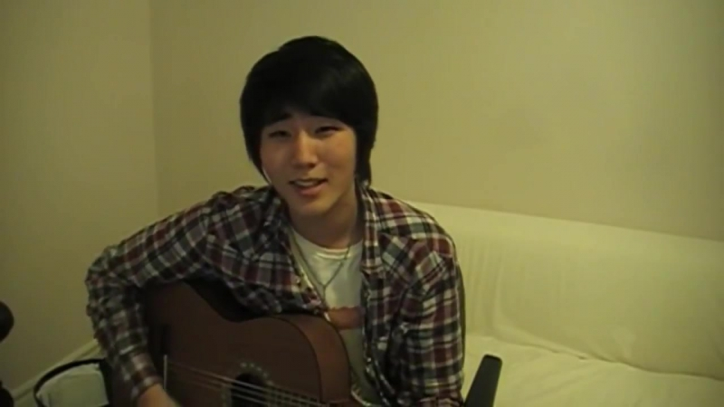 [PRE-DEBUT] 5LIVE Brian Kang — Butteryfly @ G-Dragon Acoustic Cover