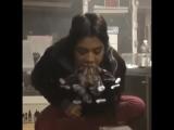 трюки с дымом