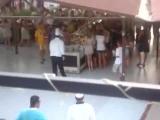 Голодные русские на отдыхе в Турции