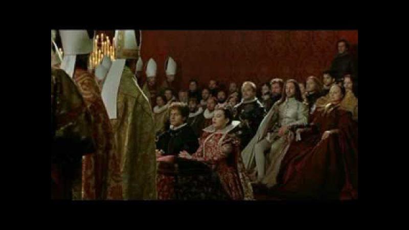 Королева Марго и Генрих Наваррский. Варфоломеевская ночь.