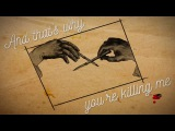 The Dandy Warhols - You Are Killing Me (Official Lyric Video)