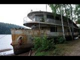 Заброшенный пароход Ghost Ship