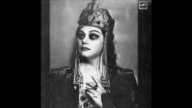 Casta Diva Maria Bieshu (1986) Мария Биешу Bellini: Norma