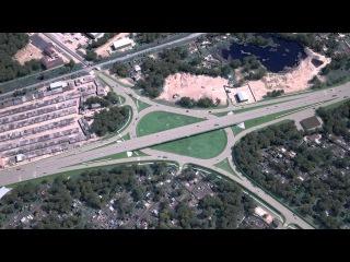 Проект развязки на км 189 трассы М-5