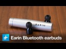 Earin Bluetooth fully wireless earbuds Hands on