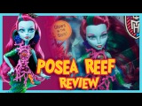 Posea Reef Doll - Great Scarrier Reef Review - Revisión en Español