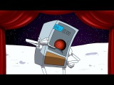 FIX THE MOON! (Video Game Time Moonbase Alpha Funny Moments Animated)
