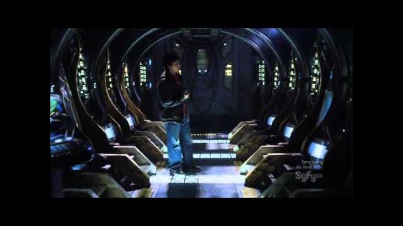 Stargate Universe - Final Ending Scene