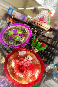 Букеты, подарки и подарочные корзины из чая, кофе, конфет 15