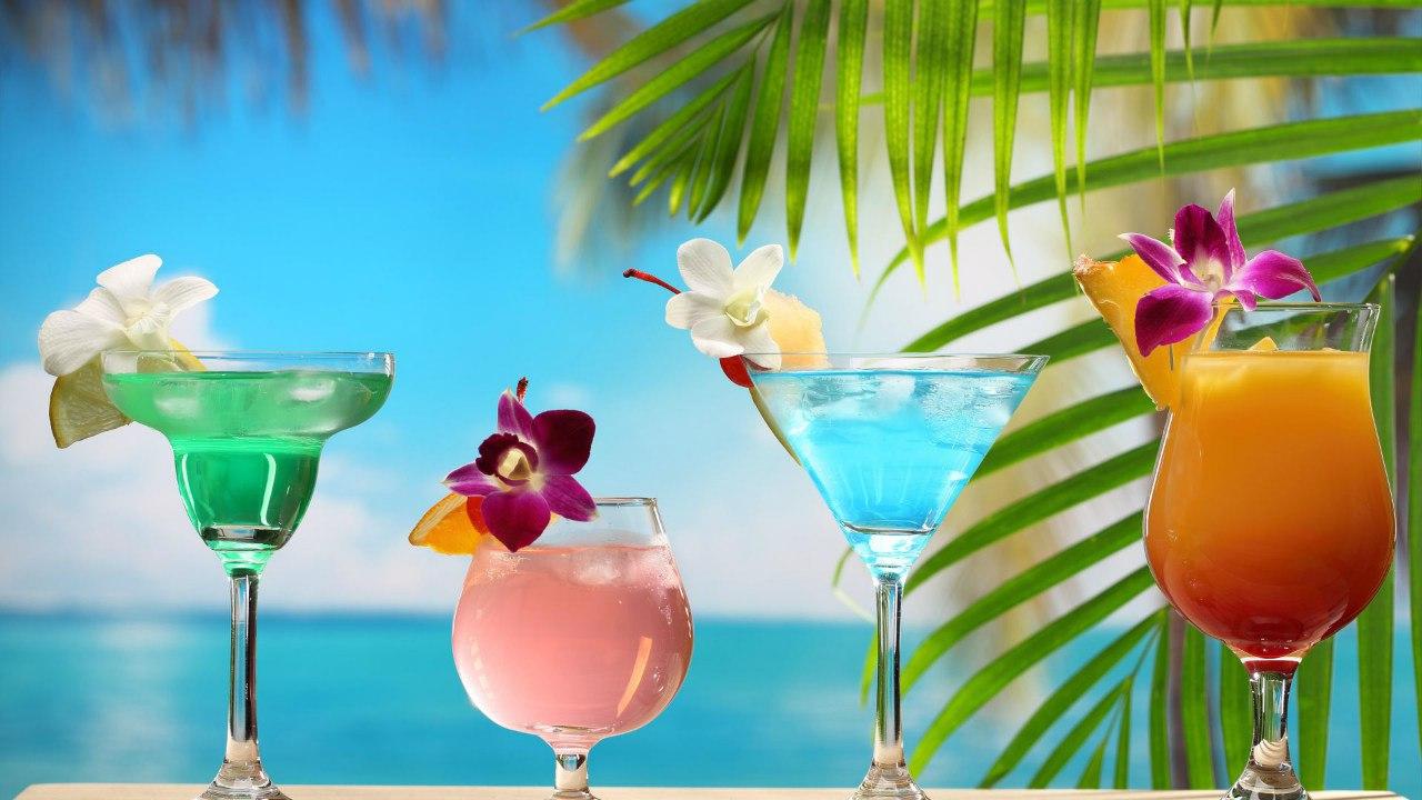 Тропический коктейль tropical cock tale 14 фотография