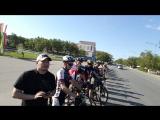 Астана күніне арналған велошеру, Ақтөбе 6 шілде, Алибек Науаров