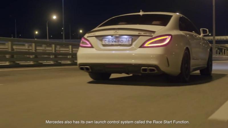 (EA7) DT Test Drive — 750 HP Mercedes-AMG CLS 63 (2015)