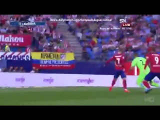 Атлетико Мадрид 2-0 Хетафе