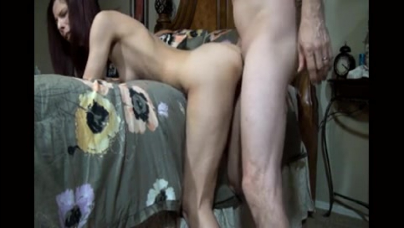 naked woman toned ass