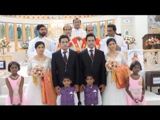 Индийская свадьба. Найди всех близнецов!