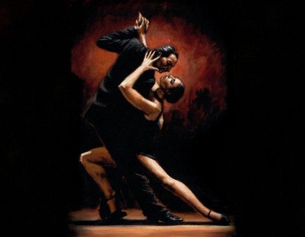Секс, как танец. Танец – как секс.