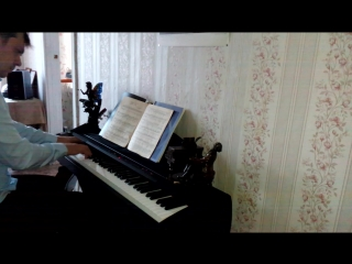 Бетховен.Соната вроде фантазии. соч. 27 номер 2