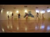 Summer Art City Dance Camp. Maria Skakun (Selena Gomez ft. A$AP Rocky  Good For You). Group 2