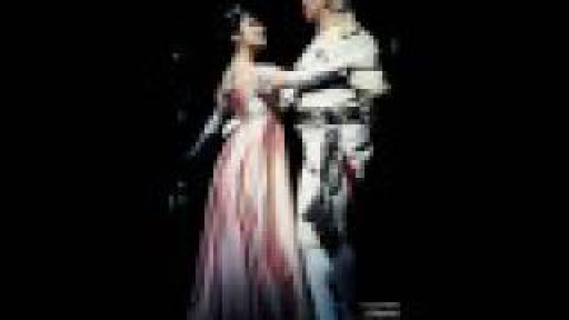 Anna Netrebko and Dmitri Hvorostovsky in War and Peace: the Farewell Duet