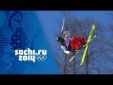 Magnificent Ski Slopestyle Technique As Joss Christensen Wins Gold Sochi 2014 Winter Olympics