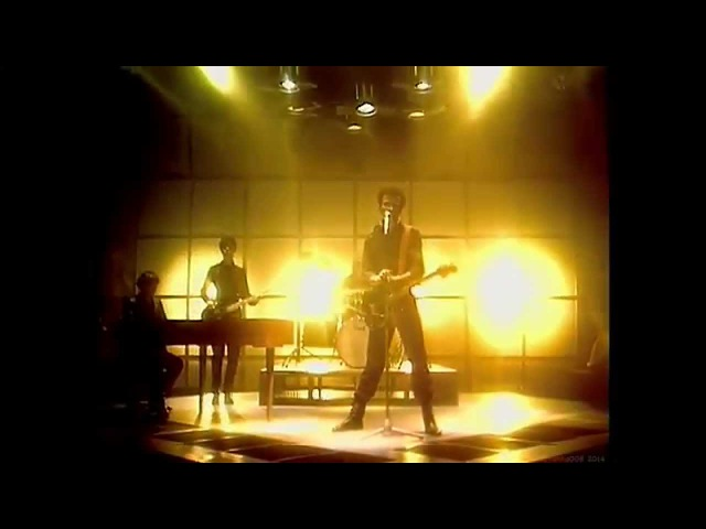 The Stranglers - Golden Brown (TopPop) (1981) (HD)