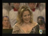 Renee Fleming sings