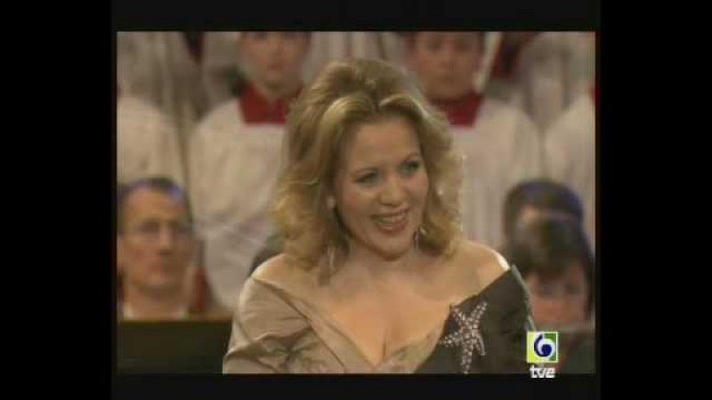 Renee Fleming sings Panis Angelicus by Cesar Franck