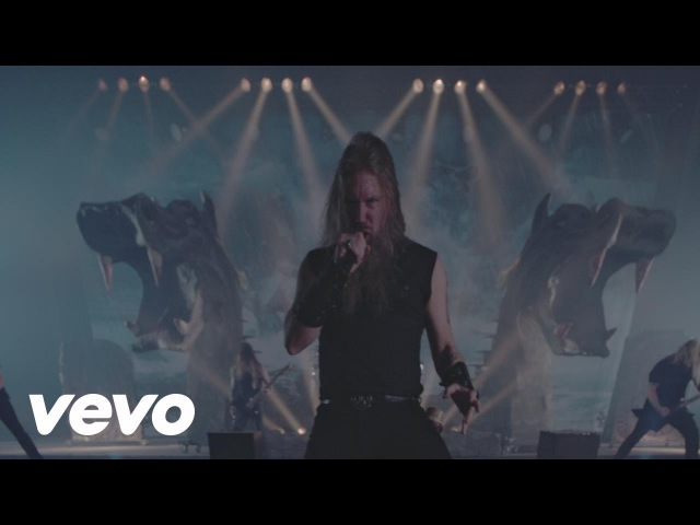 Amon Amarth - First Kill (Official Music Video)