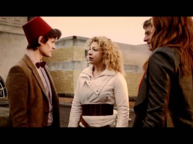 Holding Out for a Hero: The Companions (Doctor Who Fan Video)